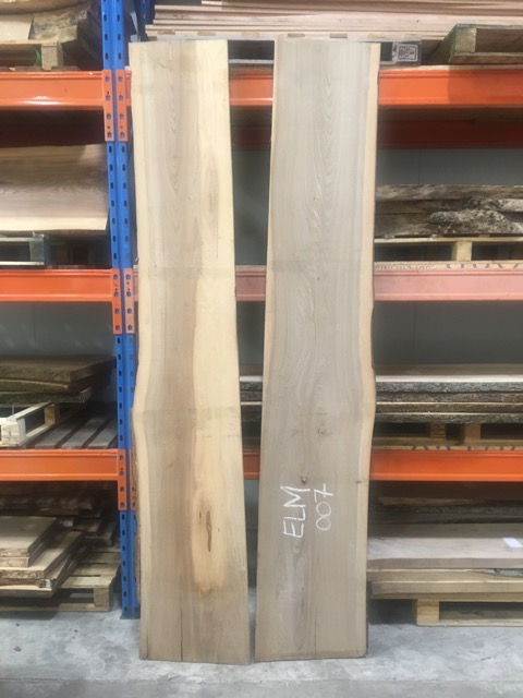 Elm #007 / Elm Timber Planks - Timber Supplies in East Sussex TN38