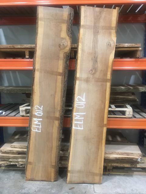 Elm #012 / Elm Timber Planks - Timber Supplies in East Sussex TN38