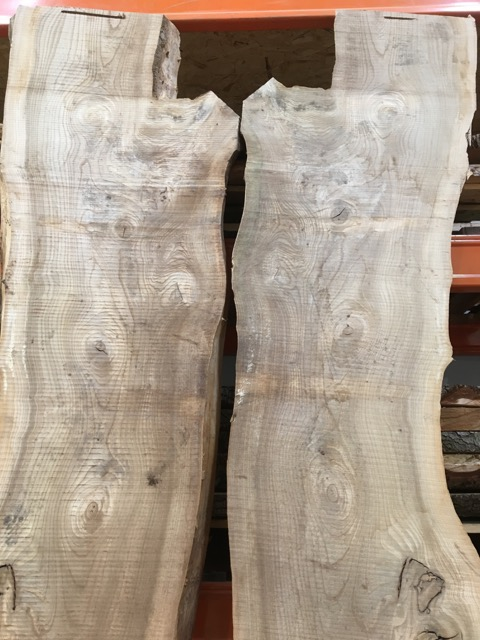 ELM 030 pair of palnks
