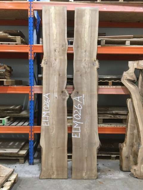 Elm 026A timber planks 1