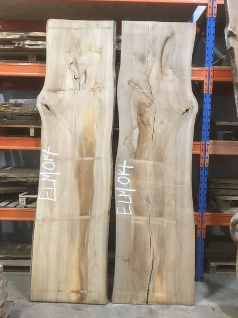 ELM 014 (Book Matched Pair)