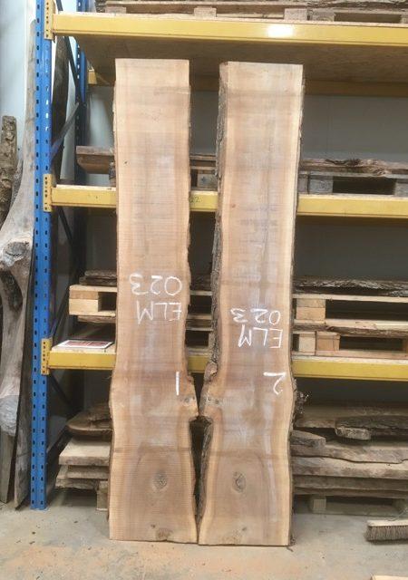 Elm 023 timber plank
