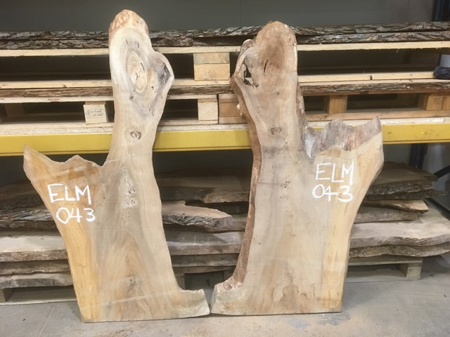 ELM 043 timber planks for sale in East Sussex