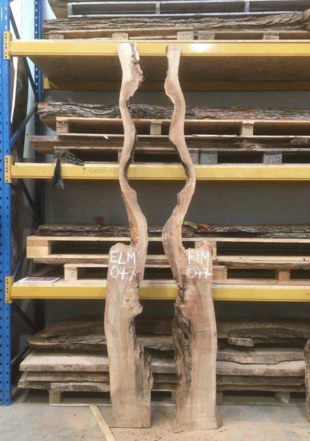 ELM 047 timber plank