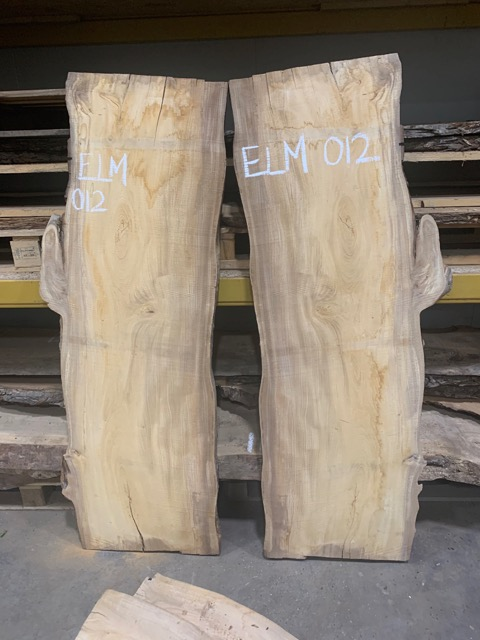 Elm #010 (Book Matched)