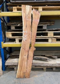 Yew timber plank MISC1