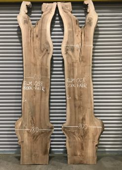 Elm 038 book matched pair