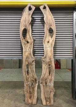 Elm Book Matched Pair #052